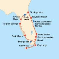USA: Bikertour - Die XXL TOUR - FLORIDA THE SUNSHINESTATE